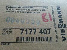 VIESSMANN VITOTRONIC 100 HC1 7177407  7177 407