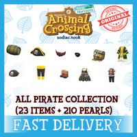✨ All Pirate Collection  ✨🚀 Zodiac.Nook FAST DELIVERY 🚀