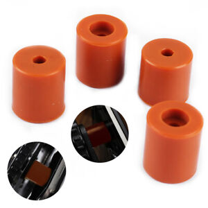 EG_ LT_ EE_ LN_ 4pcs Silicone Buffers Dampers for 3D Printers Creality CR-10 10s