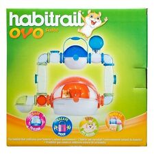 Habitrail OVO Suite Hamster Habitat Living Play Space Complete with Accessories