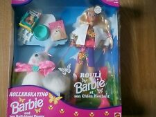 Roller Skating Barbie, Exclusive Canada, NEW !!