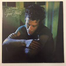Tom Waits Blue Valentine Vinyl LP Gatefold Asylum Records SD 5061 PRCW EX/EX