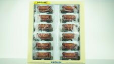 Walthers Gold Line 12 pack Ore Cars Union Pacific HO scale