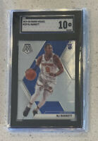 RJ Barrett 2019 Panini Mosaic Rookie RC #229 SGC 10! KNICKS DUKE
