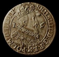 Stadt Danzig, Sigismund III., Ort (1/4 Taler) 1624