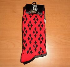 Harley Quinn,  Suicide Squad, 3 Pair Socks,  DC Comics