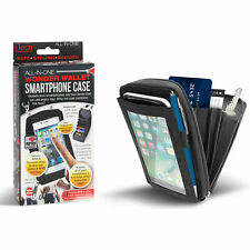 All-in-One Wonder Wallet Smartphone Case hält Karten Cash & Smartphone RRP £ 10