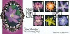 2004 Benham FDC BLCS 281b Royal Horticulture Society,with info card