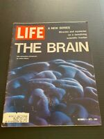 October 1 1971 Life Magazine The Brain