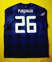 86585b0de 4.8 5 Kagawa Manchester United Cup jersey 2XL 2014 away shirt soccer Nike  ig93