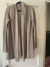 Vince Wool Draped Hooded Cardigan