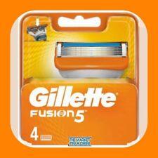 Gillette Fusion Men's 4 Razor Blades Refills