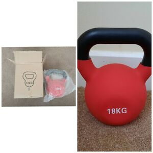Kettlebells 18kg Brand-new In Boxes