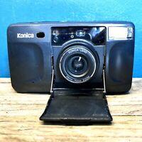 Konica Big Mini Zoom TR 28-70 lens Used condition full working order Lomo! Retro