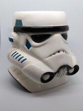 Vintage 1995 Star Wars, Storm trooper Helmet, Ceramic Mug, Applause Inc, Lucas F
