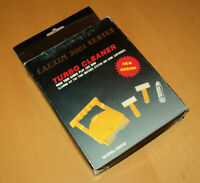RARE! NEW 1980s Nintendo NES Laexim TURBO CLEANER cleaning kit boxed NIB