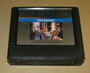 Defender for Atari 5200 Fast Shipping! Authentic