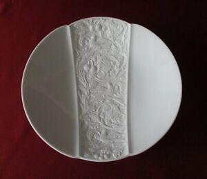 Rosenthal classic - Giardino - Schale D. 20,5 cm., Relief Vogel Blätter