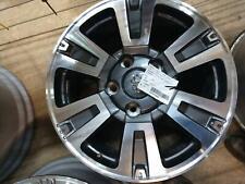 TOYOTA TUNDRA Wheel 20x8 (alloy), 6 spoke, exposed lug nuts, gray inlay 18