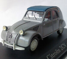 ALTAYA EUROPE CARS FRANCE CITROËN 2CV 1957 DIECAST ECHELLE 1:43 NEUF OVP BLISTER