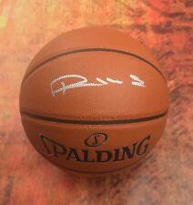GFA Sacramento Kings HOF *  VLADE DIVAC * Signed Autographed Basketball COA