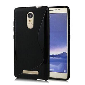 Protective Cover For Xiaomi Redmi Note 3/Note 3 Pro TPU Silicone Flip Case Cover