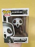 Funko pop scream ghost face comic movies tv figure figura coleccion