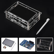 3.5 inch HDMI LCD Touch Display Screen for Raspberry Pi 2 3 with Acrylic Case