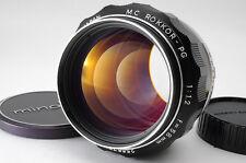 Minolta MC Rokkor PG 58mm f/1.2 (First version) -Excellent (Mi-33) From Japan