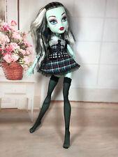 """Black Stockings for 17"""" Monster High Frightfully Tall Doll"""