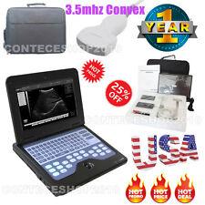 US Fedex, CMS600P2 B-ultrasound Diagnostic Scanner System laptop, 3.5mhz Convex