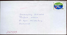 Netherlands 1993 Cover To Germany #C14458