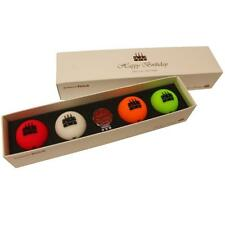 Volvik Vivid Special Edition Happy Birthday Golf Balls Gift Set