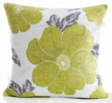 Chenille Unbranded Decorative Cushions