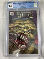 Immortal Hulk #16 Bennett Variant Wraparound Cover CGC 9.8 Marvel 1st Printing