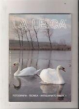 """LA LEICA """" famosa rivista trimestrale N.1 del 1984"""