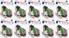 Fenway Park Boston Red Sox MLB baseball scrapbook STADIUM sticker LOT of 10