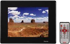 "HAMA Digital Photo Frame Bilderrahmen Premium 12.1"" 4GB 121SLP Acryl Gebraucht"