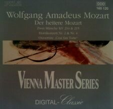 WOLFGANG AMADEUS MOZART - THE MERRY MOZART