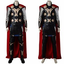 Custom Made Thor Cosplay Costume Comic Con Halloween Costumes Full Outfit