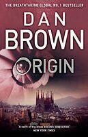 Origin: (Robert Langdon Book 5), Brown, Dan, Very Good, Paperback