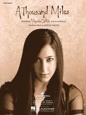A Thousand Miles  Easy Piano Sheet Music Vanessa Carlton NEW 000110140