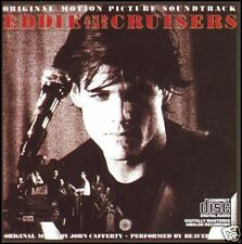 EDDIE AND THE CRUISERS - SOUNDTRACK CD ~ JOHN CAFFERTY & BEAVER BROWN *NEW*