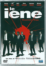 Le Iene (1992) DVD NUOVO Quentin Tarantino Harvey Keitel Michael Madsen Tim Roth