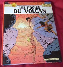 ALIX - LES PROIES DU VOLCAN - JACQUES MARTIN - CASTERMAN - EO - BE - Ref 00087