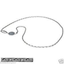 Halsketting heren INNERSOUL VIPER schakel 4 mm L= 51,5 cm