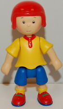 "2002 Caillou 3.25"" Cinar Action Figure PBS Kids Treehouse"