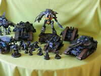 WARHAMMER 30/40K FORGE WORLD IRON HANDS ARMY - MANY UNITS TO CHOOSE FROM