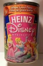 HEINZ Pasta Disney Princess 1 398 ml Can Whole Grain Pasta in Tomato Sauce