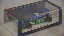 Spark S4482 - BENETTON B194 n°6 Monaco GP F1 1994 J. J. Lehto 1/43